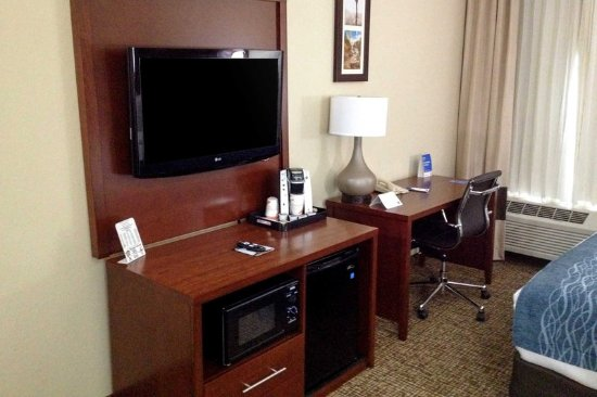 Junction City, KS: Well-equipped guest room