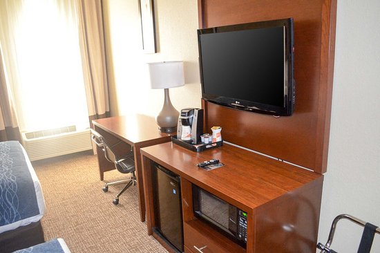 Junction City, KS: Guest room with added amenities