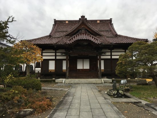 Sampo-ji Temple