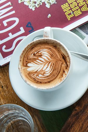 Prahran, Avustralya: Cappuccino