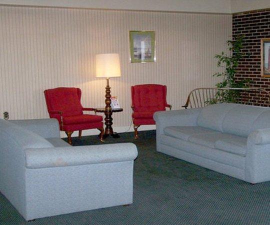 Philipsburg, Pennsylvanie : Rsz Lobby