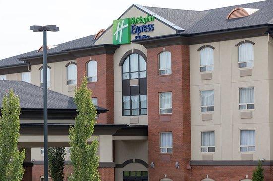 Drayton Valley, Canada: Hotel Exterior