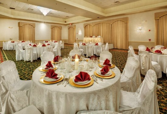Holiday Inn Express Hotel & Suites Easton: The perfect place for 'An Event to Remember'
