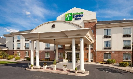 Holiday Inn Express Hotel & Suites Easton: Hotel Exterior