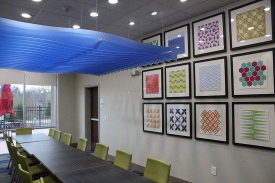Milledgeville, جورجيا: Meeting Room