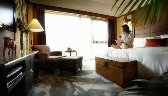 InterContinental Shenzhen : Club Suite