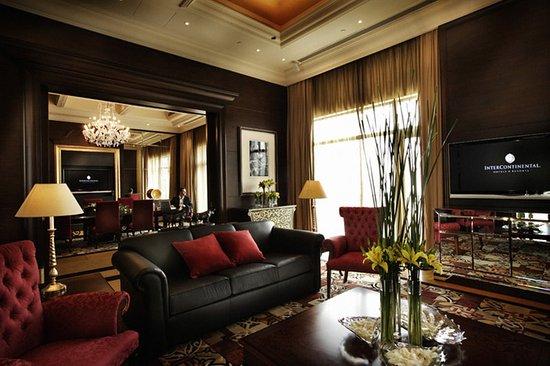 InterContinental Shenzhen : Presidential Suite