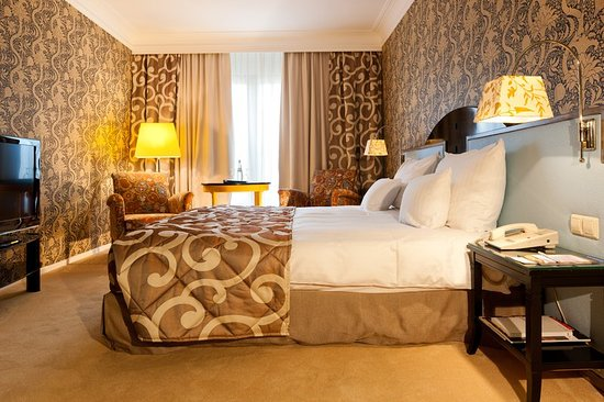 Hotel Parc Belair Luxembourg Tripadvisor