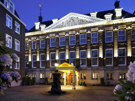 Sofitel Legend The Grand Amsterdam: Exterior
