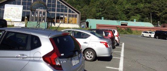 Shizukuishi Prince Hotel: 駐車場、スキー場があります