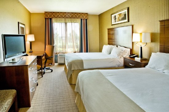 Holiday Inn Express Hotel & Suites Lake Placid: Double Bed Guest Room