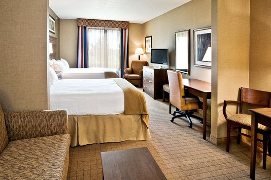 Holiday Inn Express Hotel & Suites Lake Placid: Suite