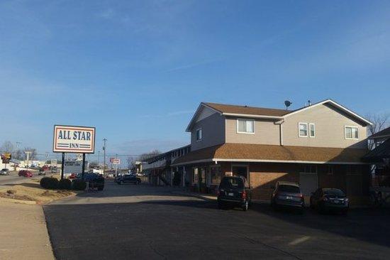 Saint Robert, MO: Rsz All Star Inn