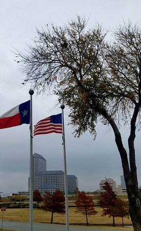 Irving, TX: View of Downtown Las Colinas
