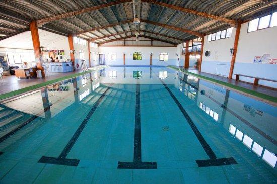Episkopi, ไซปรัส: Indoor Pool