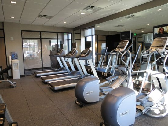 South Jordan, UT: Fitness Center