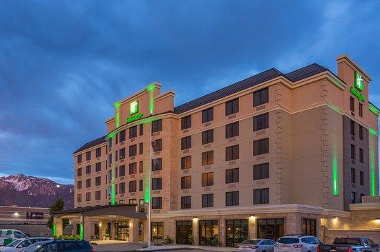 South Jordan, UT: Hotel Exterior