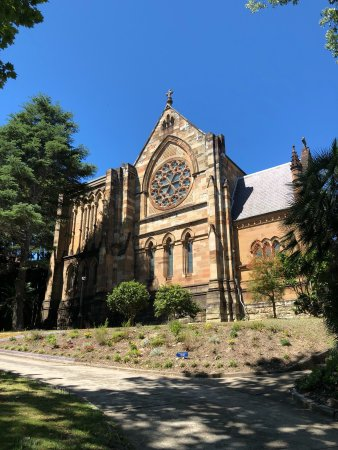All Saints' Anglican Church Woollahra