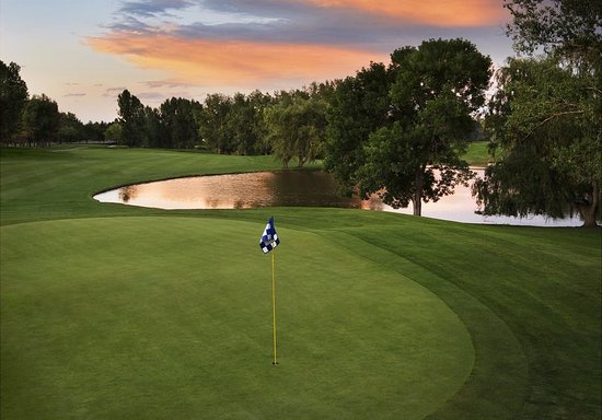 Englewood, CO : Golf Course Green