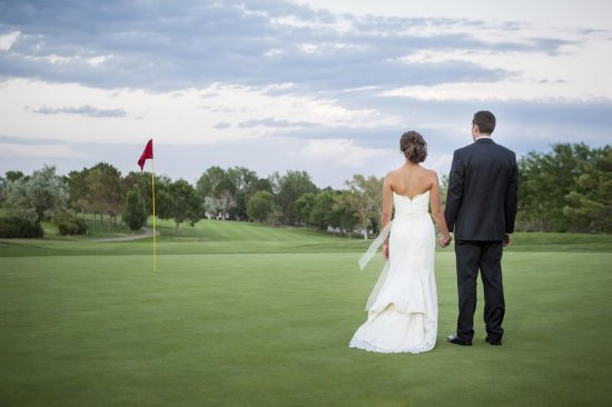 Englewood, CO : Wedding at the Golf Course