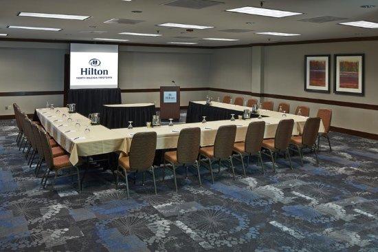 Hilton North Raleigh/Midtown: Meeting Room