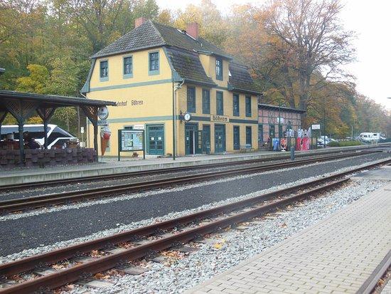 Gohren, Alemania: Bahnhof Ostseebad Goehren