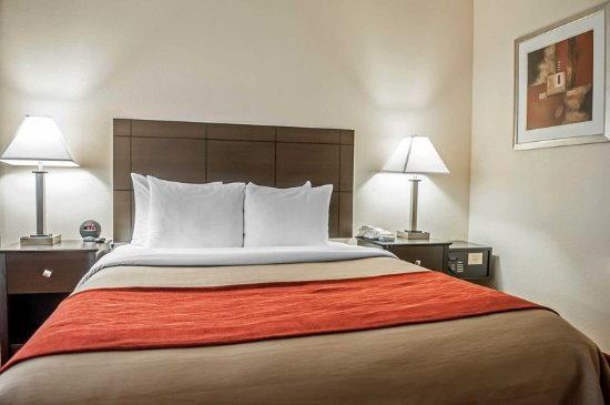 Rio Rancho, Nuevo Mexico: Guest room with one bed
