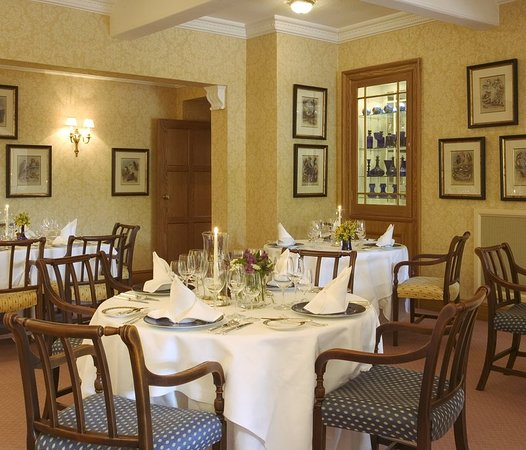Blairgowrie, UK: Kinloch House Dining Room