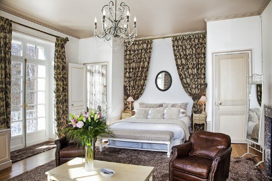 Cruseilles, France: Excellence Room In The Castle