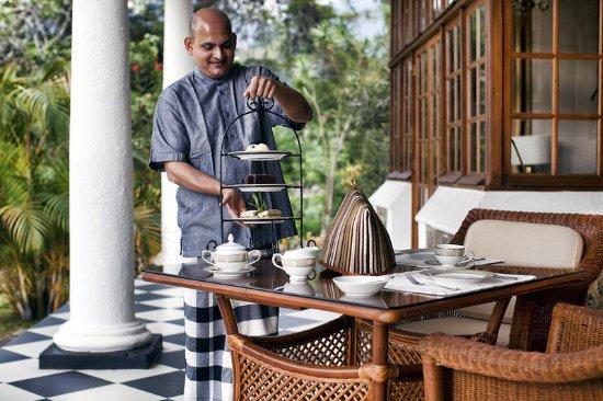 Ceylon Tea Trails - Relais & Chateaux: Tientsin Bungalow Afternoon Crem Tea