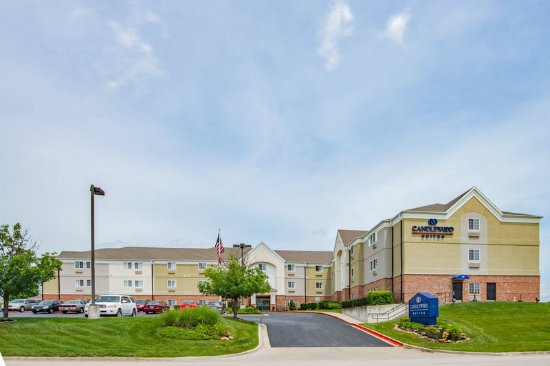 Candlewood Suites Hotel Jefferson City: Hotel Exterior