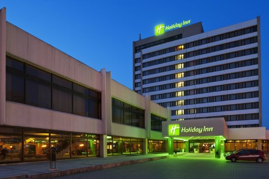 Welcome to Holiday Inn Bratislava