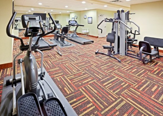Chehalis, WA: Complimentar Fitness Center