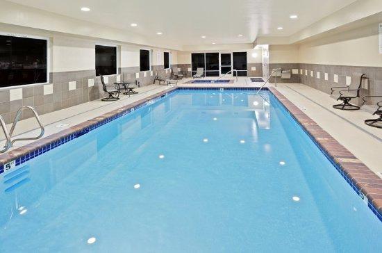 Chehalis, WA: Indoor Heated Swimming Pool