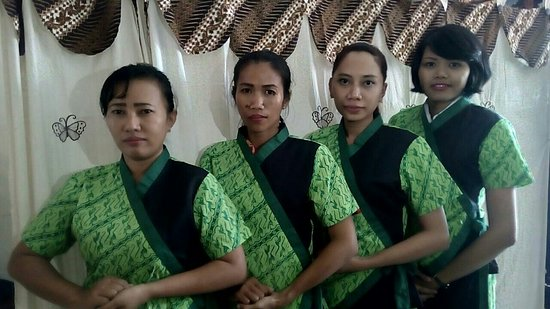 Wit Bamboe Massage