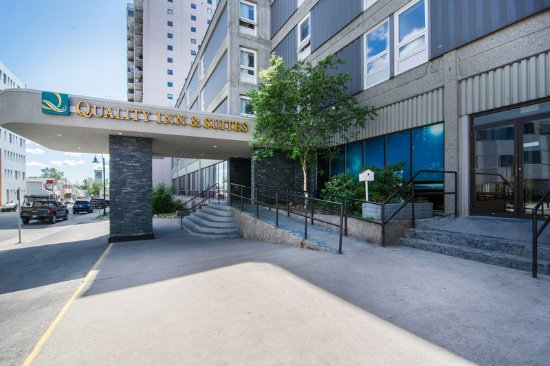 Quality Inn & Suites Yellowknife: Exterior