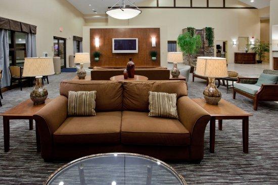 Waynesboro, Wirginia: Hotel Lobby