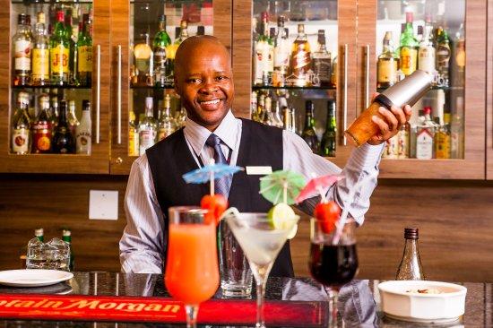 Randburg, Sør-Afrika: Ferndale Bar