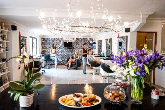 Randburg, Sør-Afrika: Salon