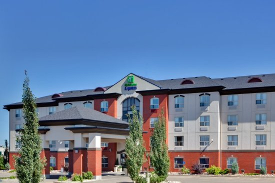 Holiday Inn Express Sherwood Park Minutes from Millennium Place