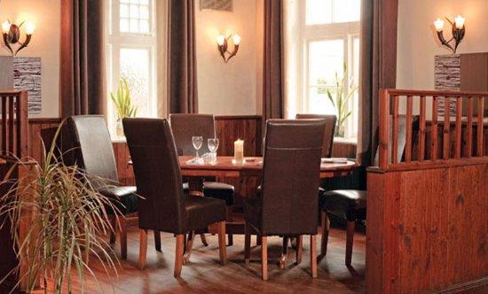 Chalfont St. Giles, UK: Restaurant