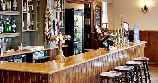 Chalfont St. Giles, UK: Bar
