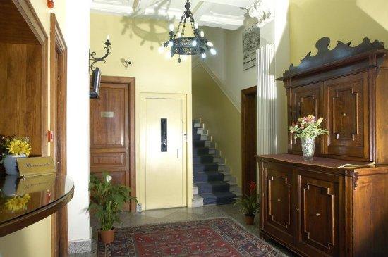 La Residenza Hotel: Lobby