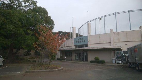 Kisarazu, Japonia: 正面入り口部分