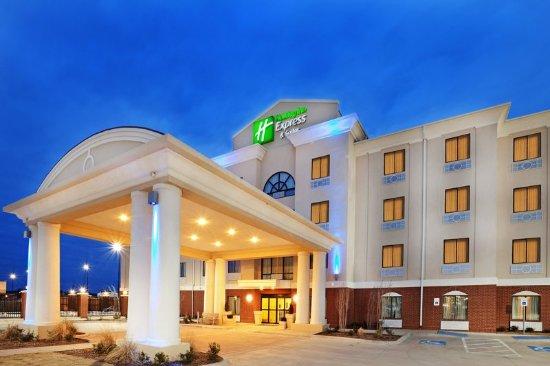 Eastland, TX: Hotel Exterior