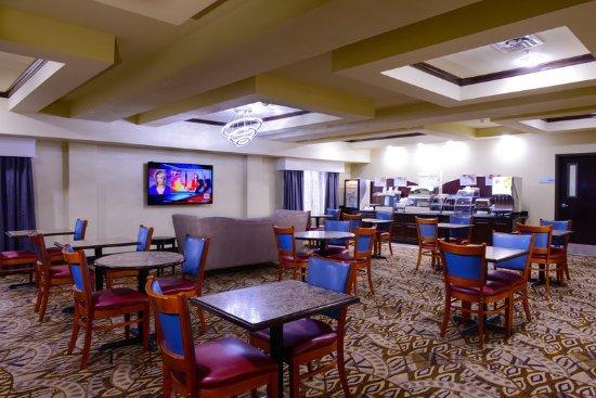 Eastland, TX: Breakfast Area