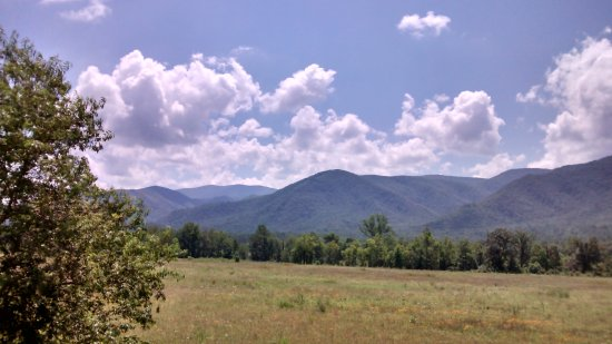 Cosby, TN: love the mountains