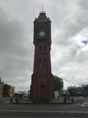 Camperdown, Αυστραλία: Manifold Clock Tower