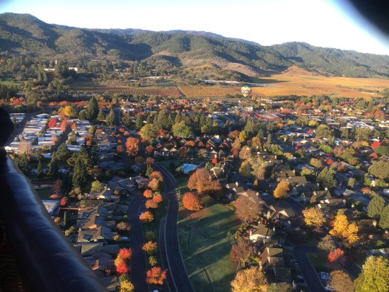 Nov 18, 2017 Yountville to Napa