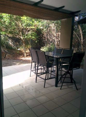 Mudjimba, Australia: Outside area